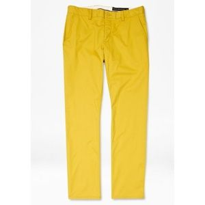 French Connection Machine Gun Stretch Trousers, 30